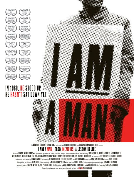 I AM A MAN|The Movie The Emmy-Award-winning documentary I Am A Man: From Memphis, A Lesson in Life follows 77-year-old Elmore Nickleberry, still on the job as a sanitation worker some 40 years after striking for better working conditions. Presented by the Memphis Tourism Educational Foundation, I Am A Man: From Memphis, A Lesson in Life is produced in association with Old Bridge Media, Running Pony Productions and Ten-out-of-Ten Productions.