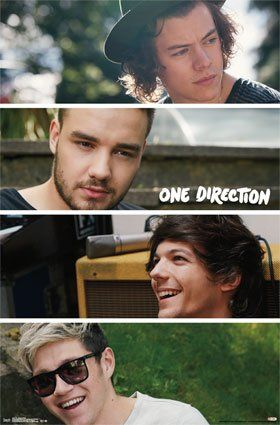 "Poster - One Direction - Group Collage New Wall Art 22""x34"" -- Price: 	$7.93  https://twitter.com/1DStore4u/status/698552425163202560"