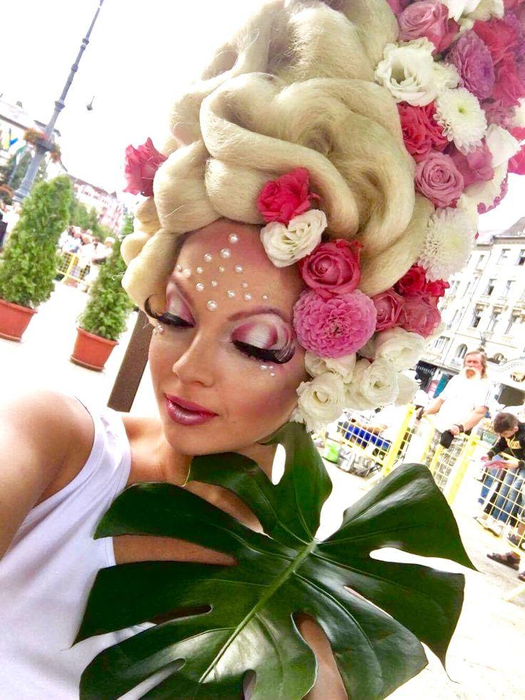 Nyár #summer #makeup #makeupartist #fantasymakeup