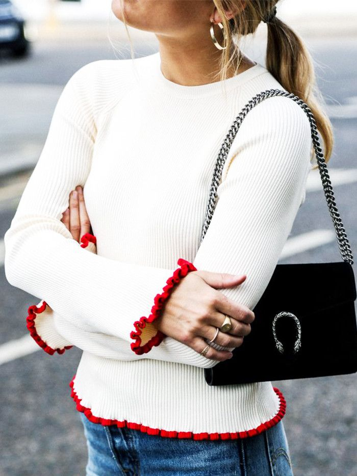 The Affordable Classic That's Suddenly Trending All Over Social Media via @WhoWhatWearUK