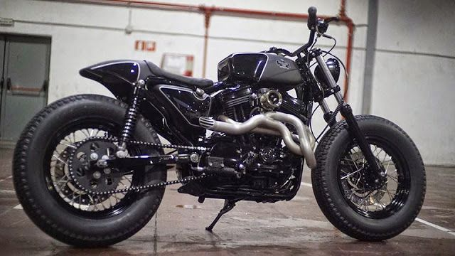 Harley Davidson 883 SuperStreet by Mercado Libre