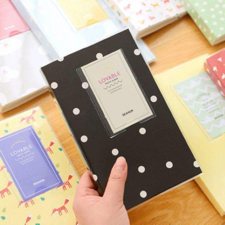 84 Pockets Album Storage Book For Fujifilm Polaroid Fuji Instax Mini 50s 7 8s 90   Cameras & Photo, Camera & Photo Accessories, Photo Albums & Storage   eBay!