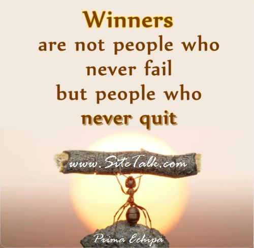 Be a winner !  Sitetalk helps you : www.sitetalk.com/arivle