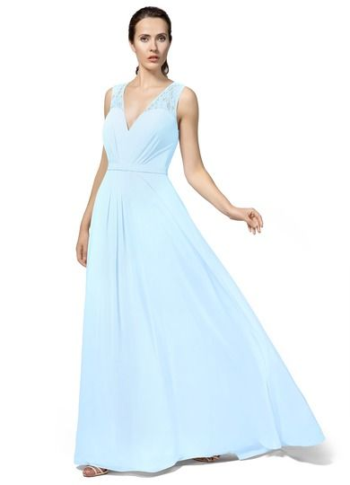 06d455af837 Shop Azazie Bridesmaid Dress - Aviva in Chiffon. Find the perfect  made-to-order bridesmaid dresses for your bridal party in your favorite  color