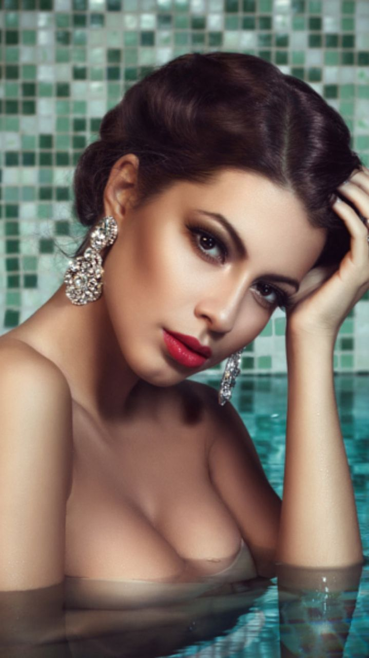 89 Best Female Face 3 Images On Pinterest