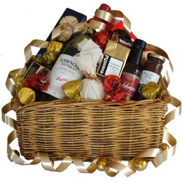 24 best christmas gift basket delivery australia images on pinterest penfolds rawsons retreat chardonnay tasty table water crackers millicent grove australian red wine mustard arcor chocolate butter toffees traditional negle Image collections
