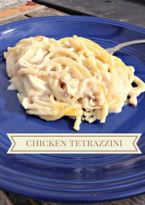 Chicken Tetrazzini (1)