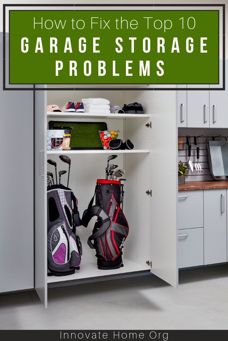 How do you fix those annoying garage storage problems? Look no further! Check out these article and we will give you the break down on how to fix your storage | Innovate Home Org | Dublin, Ohio |