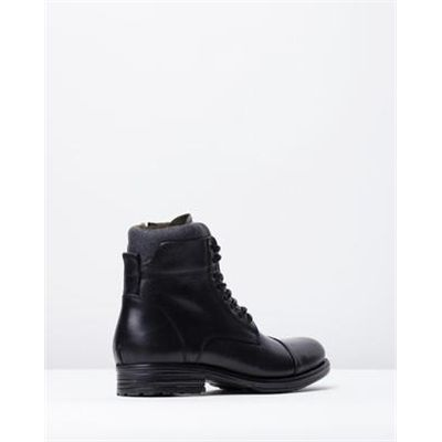 Windsor Smith Feverr Boots Black male Lace-up Boots Clothing Online Fashion Boutique Picanini