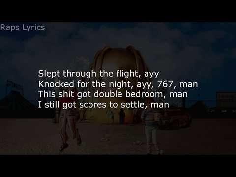 62ac97f0d103 Travis Scott - SICKO MODE [LYRICS] - YouTube   La Flame in 2019 ...