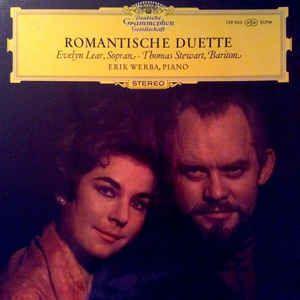 Evelyn Lear, Thomas Stewart (2) - Romantische Duette: buy LP, Album, Promo, RE at Discogs