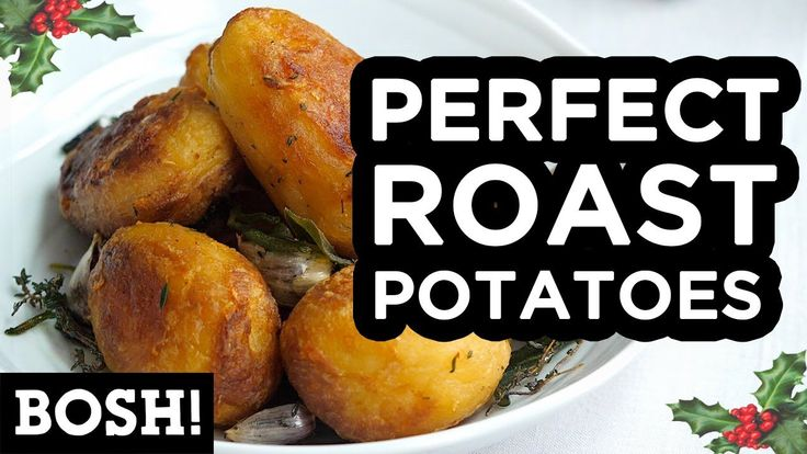 These are the ultimate roasties. Not a single one of us could stop eating them - and we made three batches. They will make a perfect accompaniment to your ro...