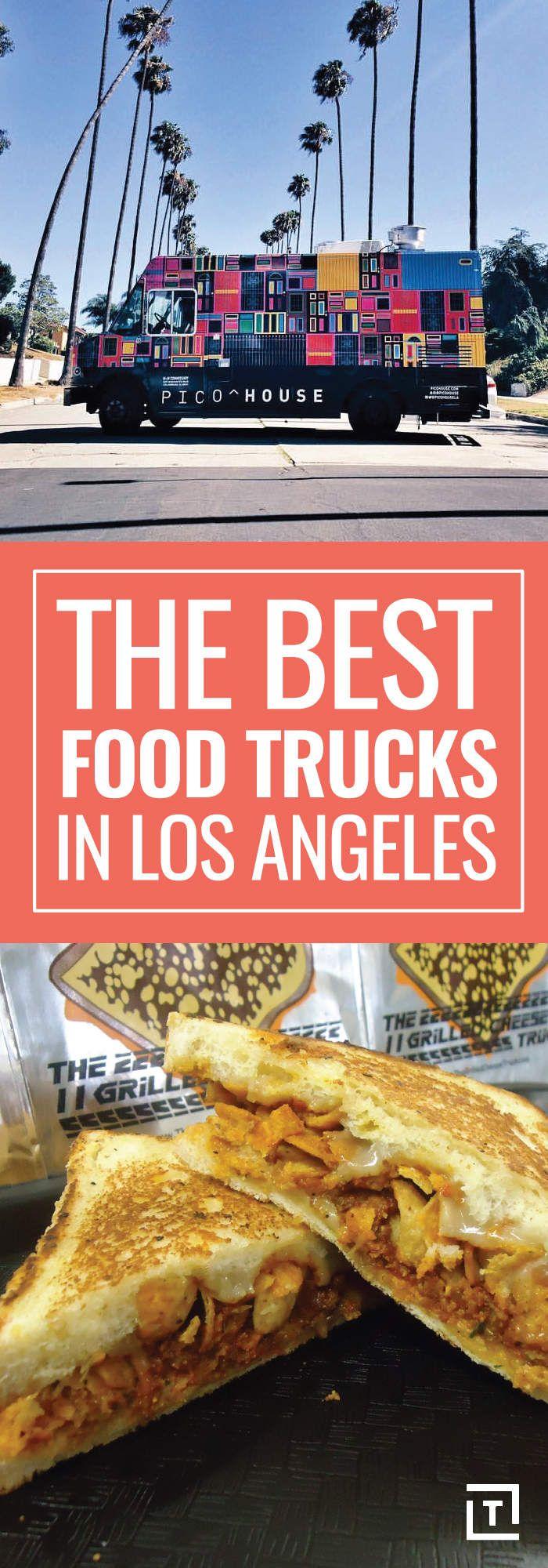 The Best Food Trucks in LA
