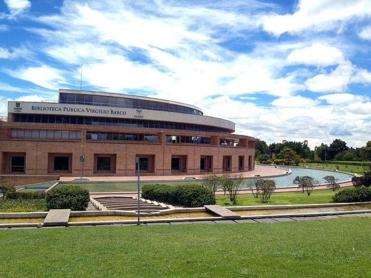 Biblioteca Virgilio Barco Vargas