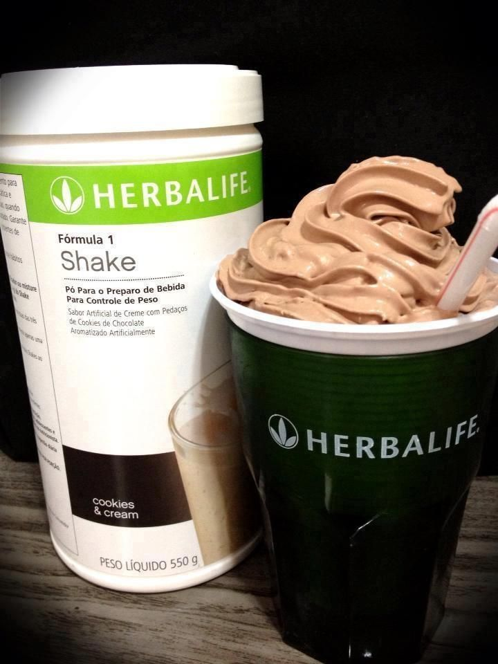 how to make a strawberry banana herbalife shake