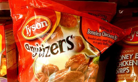 Tyson Foods, the second largest producer of beef, pork and chicken products in the world, is under criminal investigation by the Environmental Protection Agency over a chemical spill at the company's Missouri poultry-processing plant.