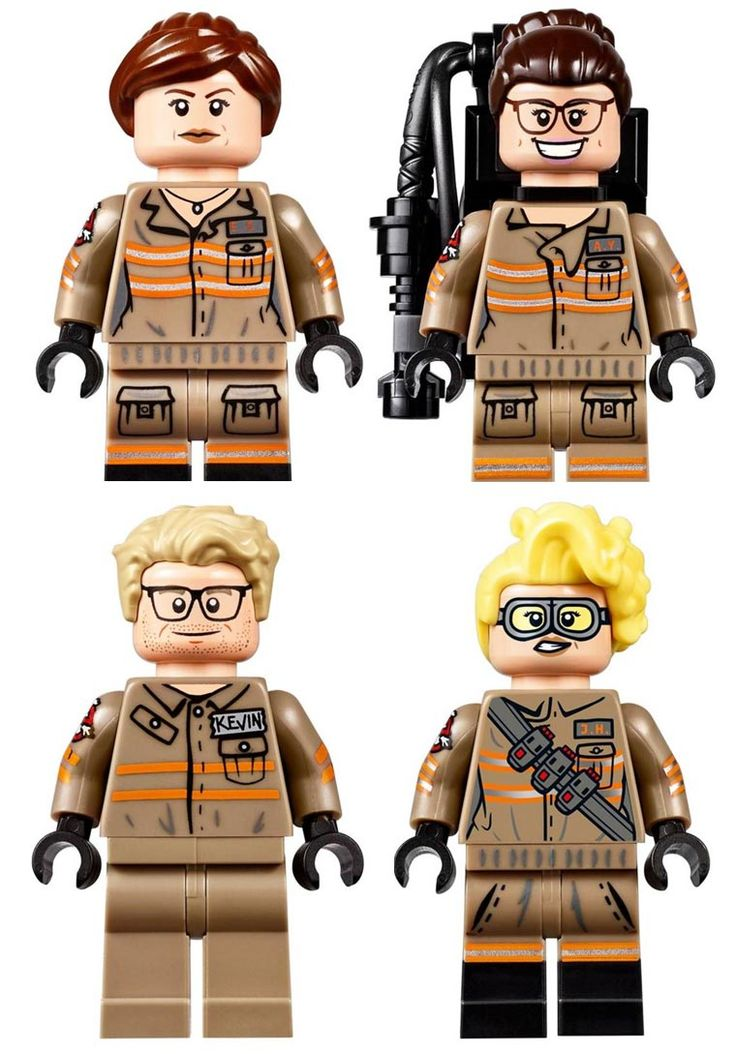 43 best LEGO Ghostbusters images on Pinterest | Lego, Legos and ...