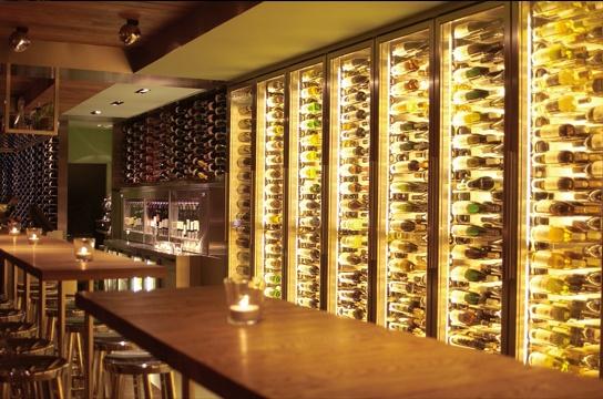 wine bar - Vyne Bar, Amsterdam, NL