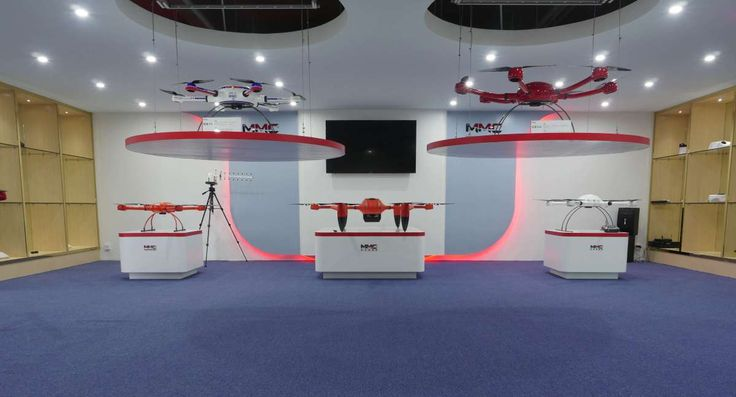 MMC: The Major Drone Manufacturer Driving 3 Industry Trends
