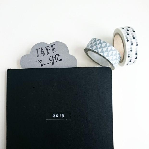 Tape to go Masking Tape #MaskingTape #washitape #moleskine #kalender #calendar #togo #Tapetogo #diy #doityourself #selbermachen #basteln #simple #fast #handmade #homemade #Klebeband #blog #idea #Blogger #linkimprofil #washi #washitapes #filofaxing #deko #tape