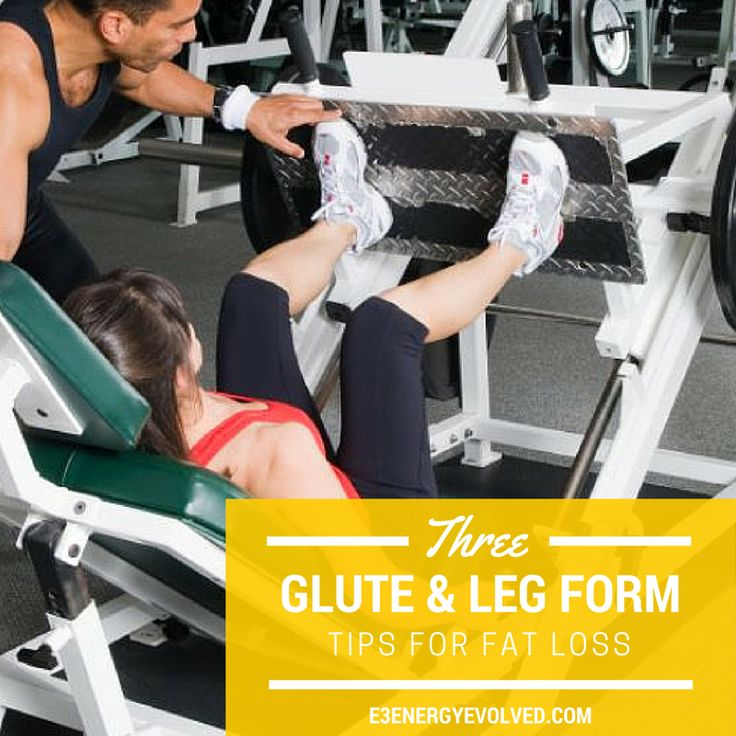 3 great tips for proper glute and leg form when working out to get the best fat loss results. http://e3energyevolved.com/video-3-glute-leg-form-tips-for-fat-loss/