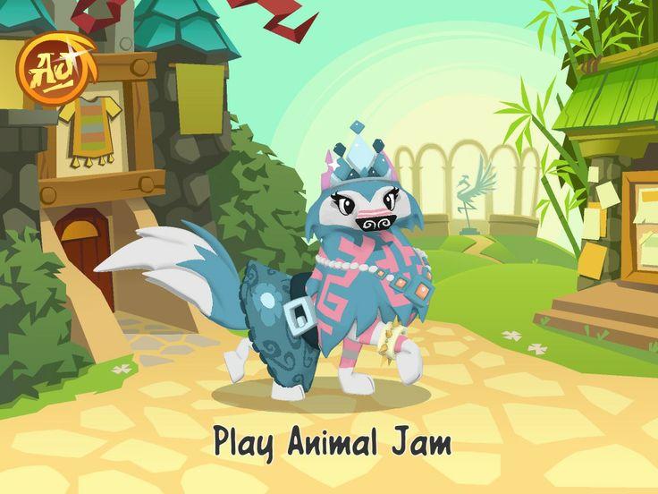 me on animal jam