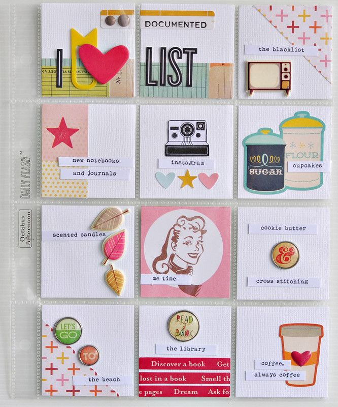 I *heart* list by Sasha at @studio_calico