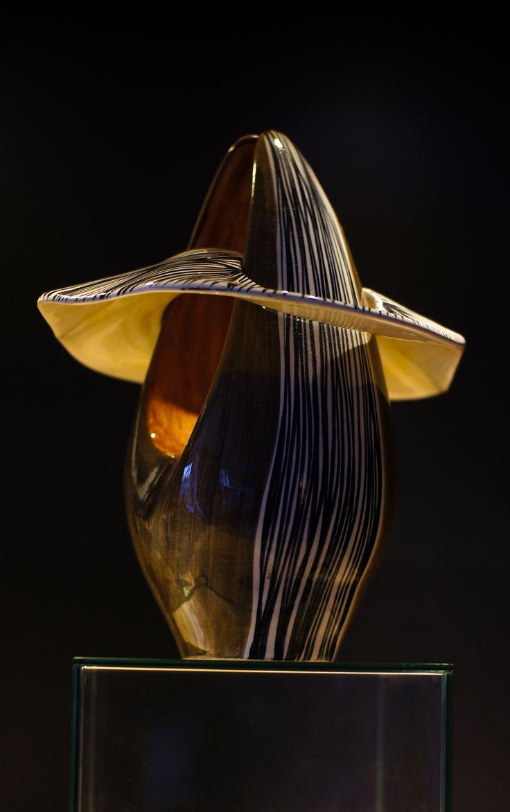 #lampa #prl #fajans #włocławek #pottery #popart #design #lata60