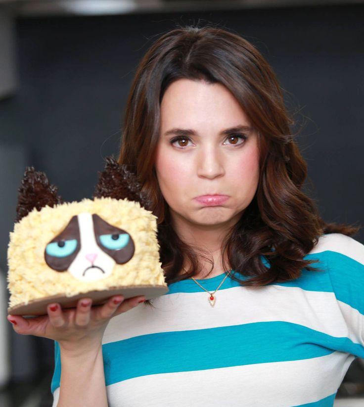 Grumpy Cat Birthday Youtube: 15 Best Rosanna Pansino Images On Pinterest