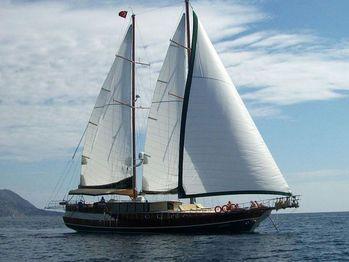 Fethiye Caicco Ketch (sailboat)