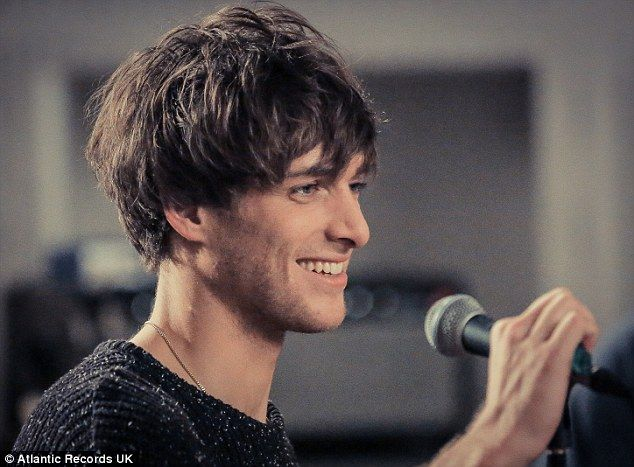 'The best thing I have ever seen!' Adele heaped praise on Paolo Nutini after watching his performance of his new track Iron Sky