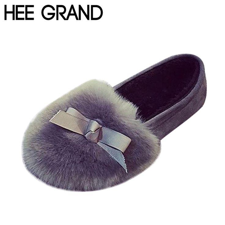 $24.53 (Buy here: https://alitems.com/g/1e8d114494ebda23ff8b16525dc3e8/?i=5&ulp=https%3A%2F%2Fwww.aliexpress.com%2Fitem%2FWoman-Flats-Bowtie-Fashion-Cotton-Fur-Autumn-Winter-Boat-Shoes-Soft-Slip-on-Shoes-Woman-Footwear%2F32700095287.html ) HEE GRAND Woman Flats Bowtie Fashion Cotton Fur Autumn Winter Boat Shoes Soft Slip-on Shoes Woman Footwear Plus Size 39 XWD4204 for just $24.53
