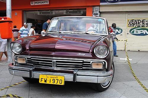 Exposição reúne veículos antigos no Centro - Alagoas 24 Horas: Líder em Notícias On-line de Alagoas