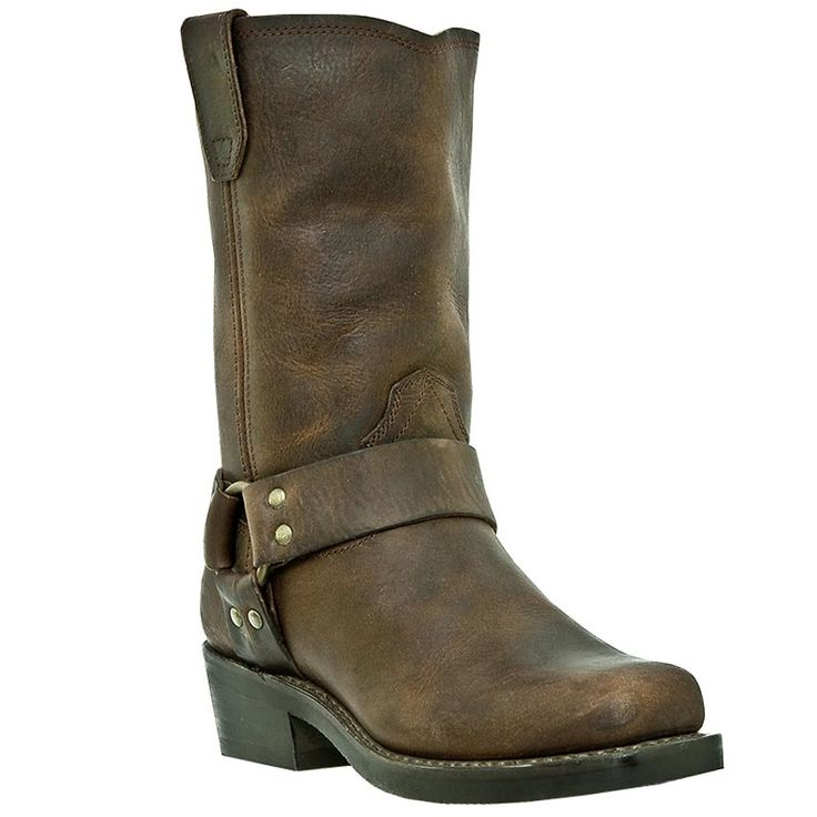 Dingo Women's Motorcycle Boots - functional!
