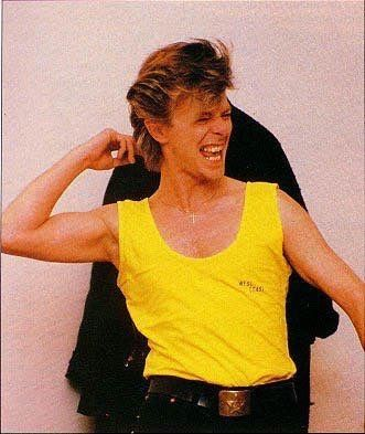 ~ David Bowie ~