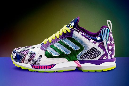 Photo: Courtesy of adidas. #refinery29 http://www.refinery29.com/2014/10/76581/adidas-mary-katrantzou-collaboration-images#slide-8