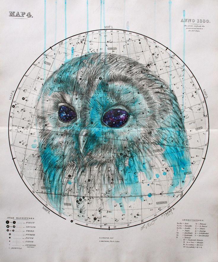 Contemporary Artist: Louise McNaught - Illustration Friday Illustration Friday