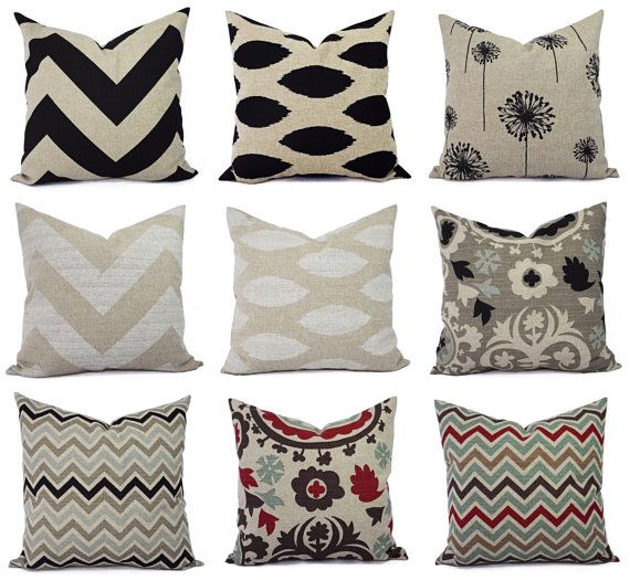 Brown Sofa Pillows: 17 Best Ideas About Brown Couch Pillows On Pinterest