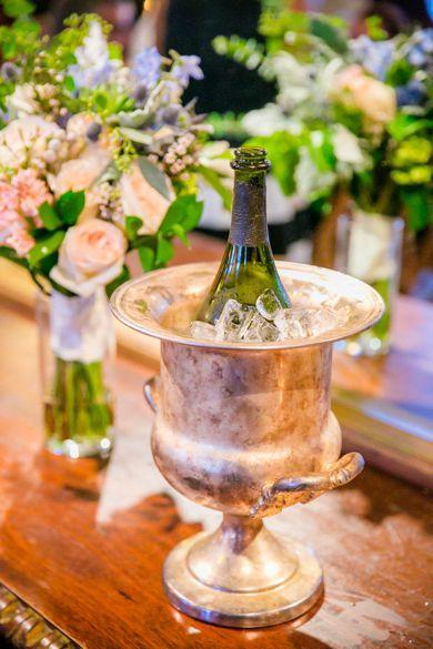 Peach + Cornflower Blue Historic Rice Mill Charleston Wedding // Dana Cubbage Weddings // Charleston SC Wedding Photography