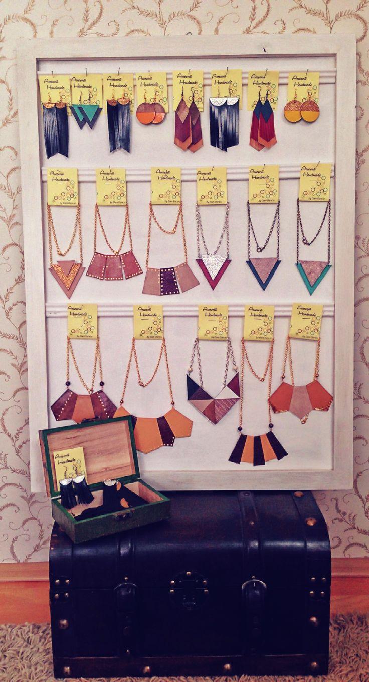 Exhibition - handmade jewerly