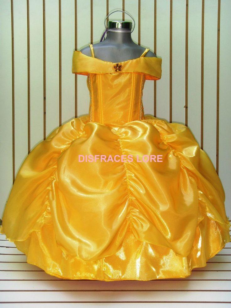disfraz de princesa bella - Buscar con Google