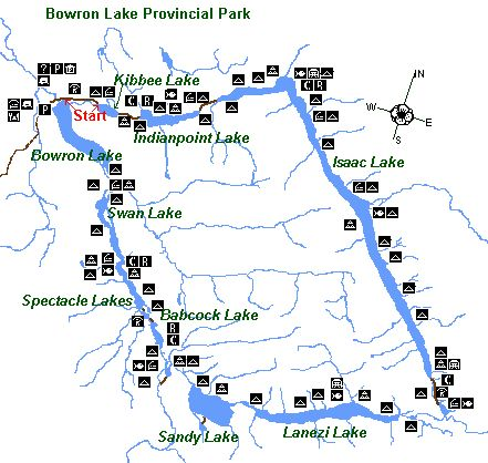 Bowron Lake Canoe Circuit. 70 miles of pure enjoyment. HAven't been in a few years and want to go again.