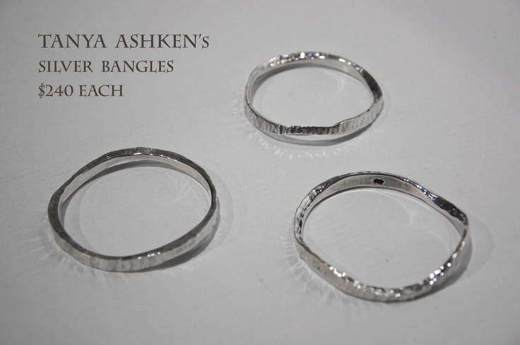 Bangles can be made to your size