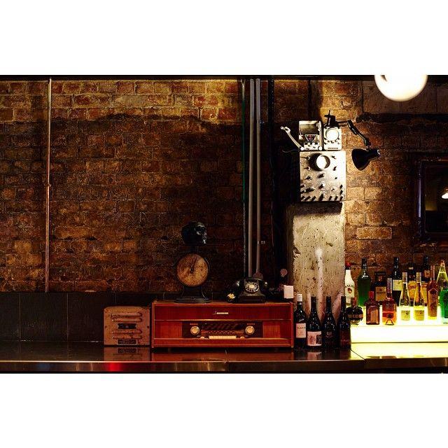 Woolly Main Bar