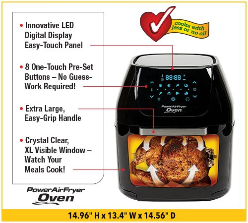 Powerairfryer com coupon code