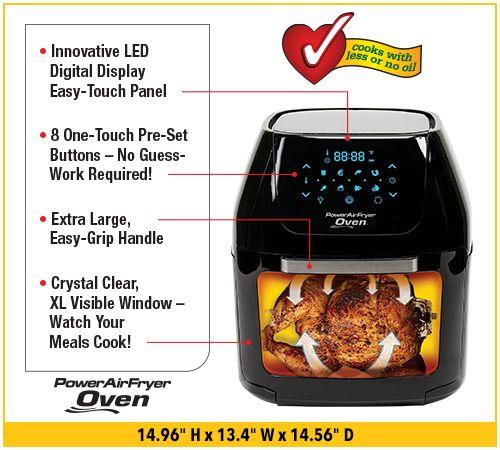 Powerairfryer com coupon code