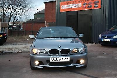 2006 BMW 318i M SPORT CONVERTIBLE 1 OWNER!: £2,650.00 End Date: Sunday Mar-18-2018 18:44:19 GMT Add to watch list
