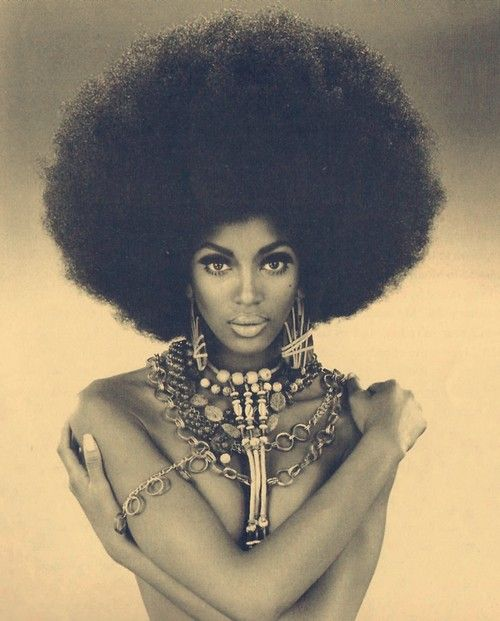 by www.friseuragent.de: Naomicampbell, Style, Beautiful, Afro, Natural Hair, Naturalhair, Beauty, Black, Naomi Campbell