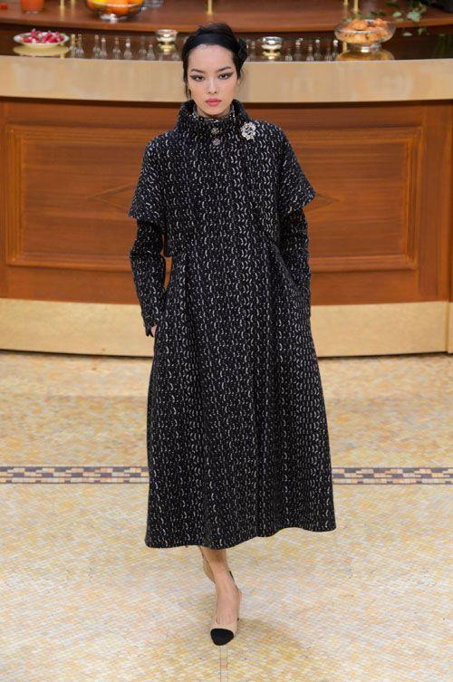 Chanel toamna iarna 2015-2016 (36) - Elle.ro