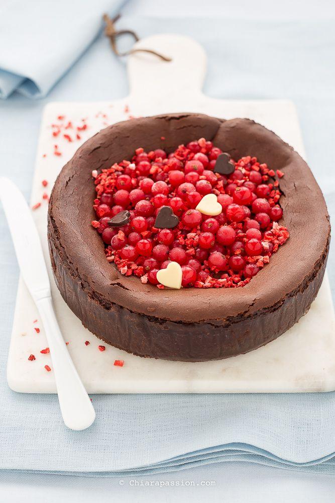 New York Cheesecake al cioccolato - Chiarapassion